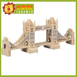 Puzzle 3D Most Tower Bridge