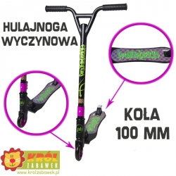 Hulajnoga 100mm Checker