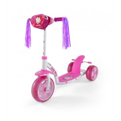 Milly Mally Hulajnoga Crazy Scooter Pink Kitty (0044, Milly Mally)