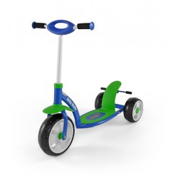 Milly Mally Hulajnoga Crazy Scooter Blue-Green (0045)