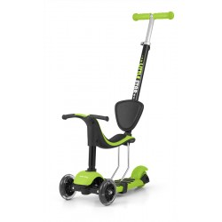 Scooter Little Star Green (1594, Milly Mally)