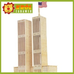 Puzzle 3D World Trade Center