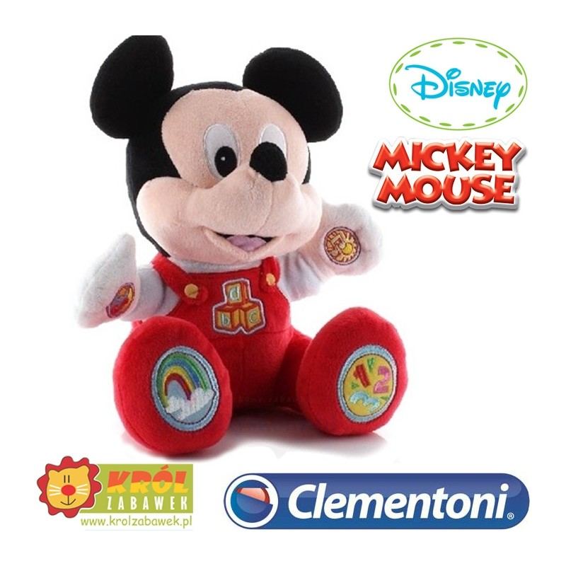Interaktywna Maskotka Myszka Miki Disney Clementoni
