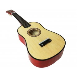Gitara drewniana Natural OUTLET